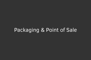 Packaging & Point of Sale