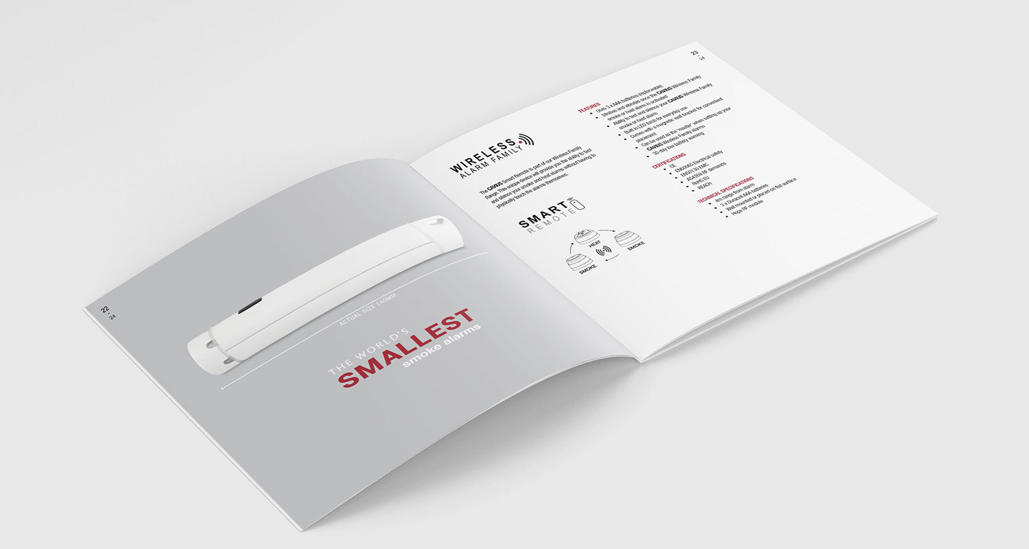 Catalogue Design - Brand Development